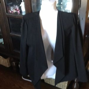Mossino black blazer small